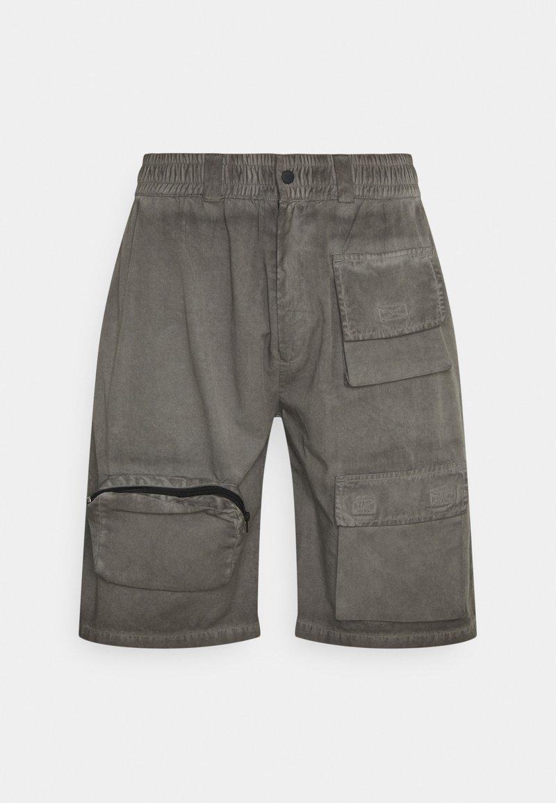 Caterpillar - TRIPLE POCKET WORKWEAR - Shorts - grey