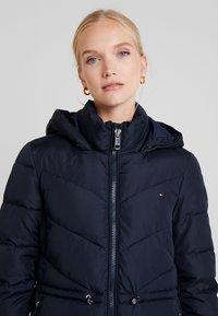 Tommy Hilfiger - ALANA PADDED COAT - Winter coat - blue - 3