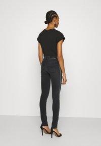 Replay - LUZIEN - Jeans Skinny Fit - dark grey - 2