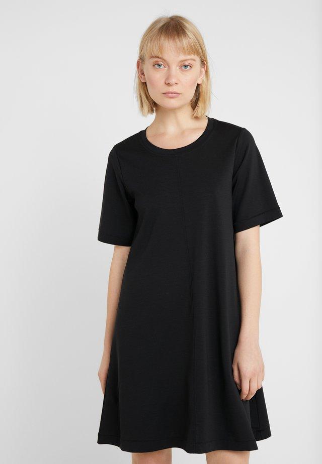 ERLI - Vestito di maglina - black