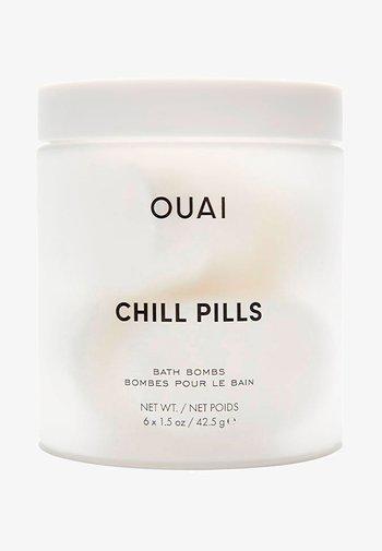 CHILL PILLS  - Bubble bath & soak - -