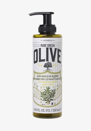 OLIVE & OLIVE BLOSSOM HAND SOAP - Liquid soap - -