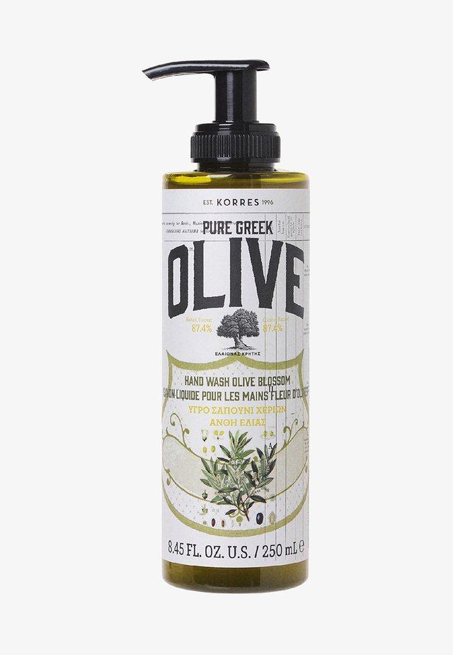 OLIVE & OLIVE BLOSSOM HAND SOAP - Flydende sæbe - -