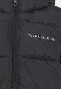 Calvin Klein Jeans - TAPE PUFFER - Talvitakki - black - 3