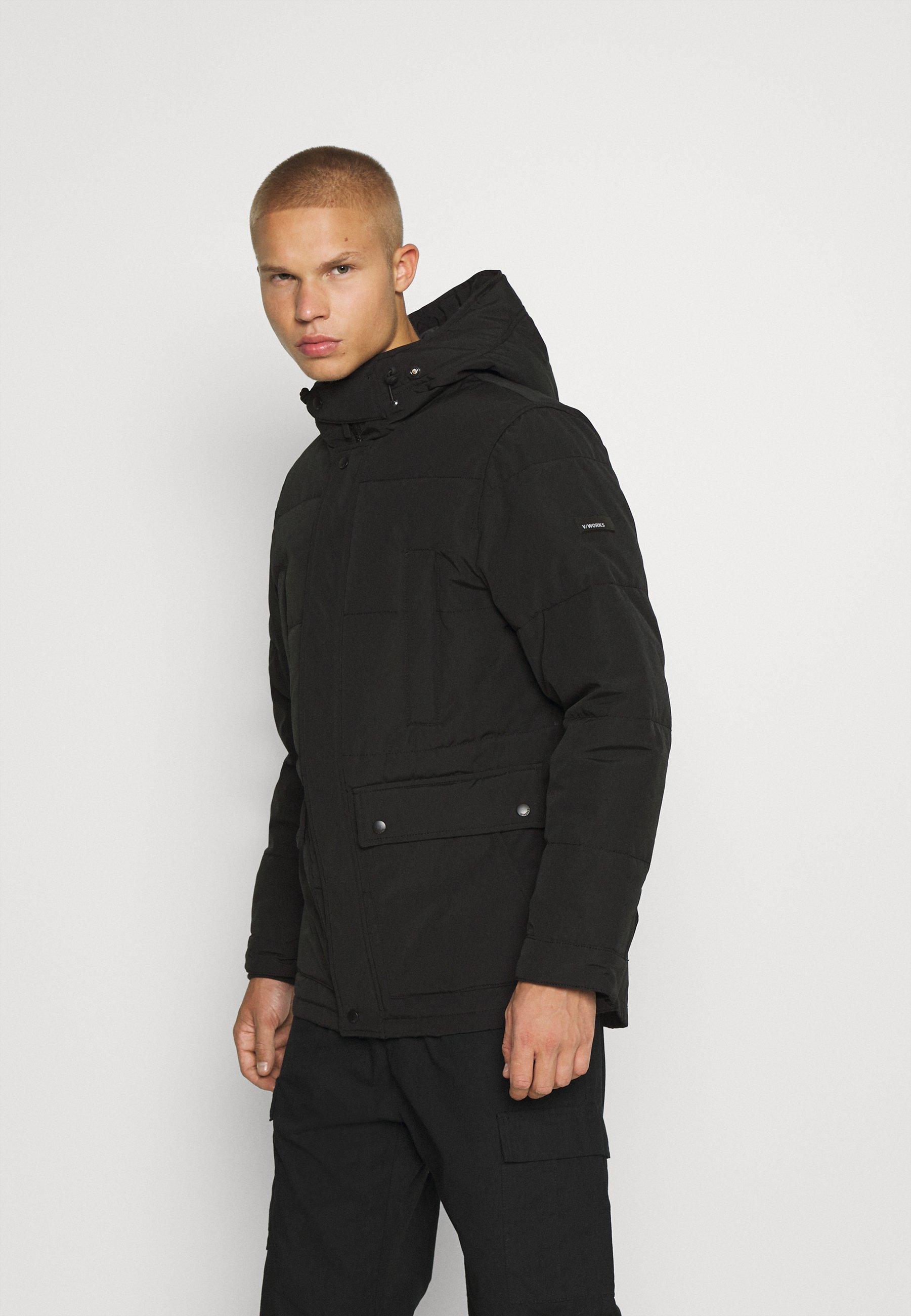 Men MILO PARKA - Winter coat