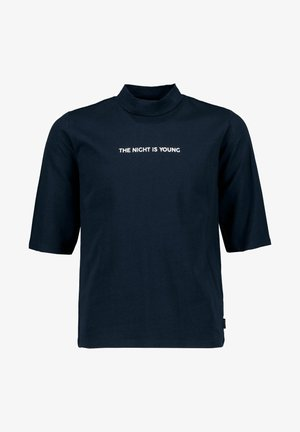 T-shirt print - dark moon