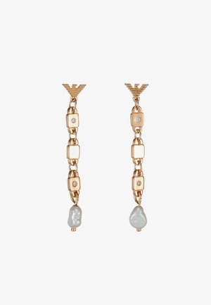 ESSENTIAL - Earrings - rose gold-coloured