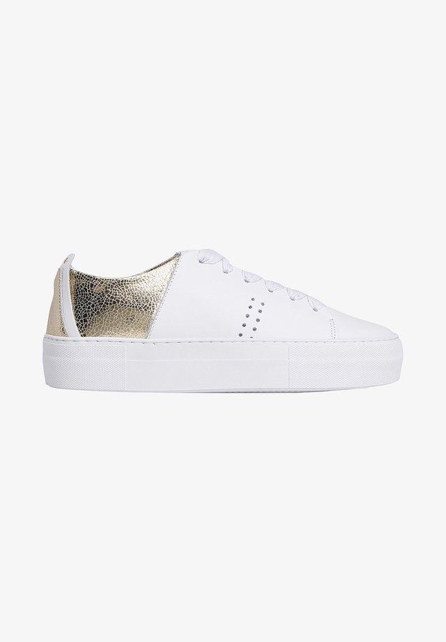 Renee plateau - Sneakers laag - white