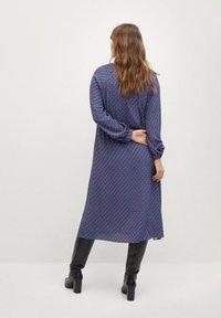 Violeta by Mango - METRIC - Shirt dress - blau - 2