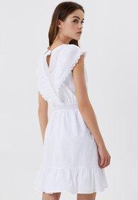 LIU JO - Day dress - white - 2