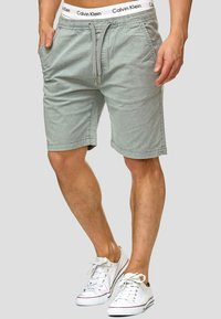 INDICODE JEANS - KELOWNA - Shorts - abyss - 3