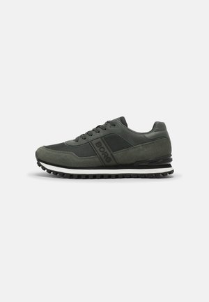 Sneakersy niskie - olive