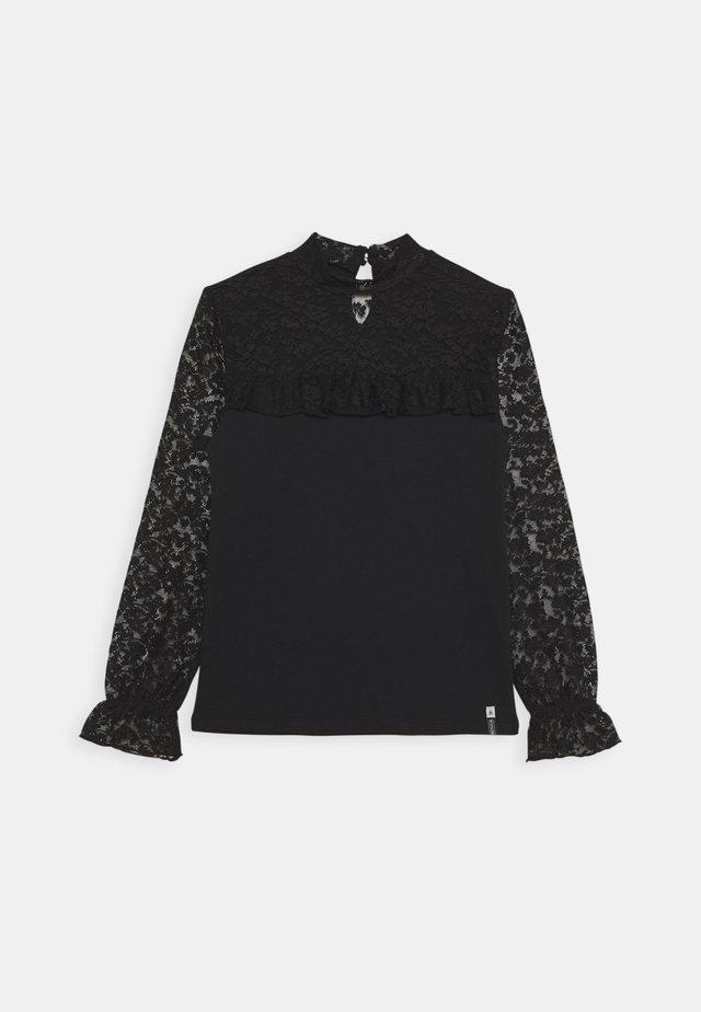 PHOEBY - Long sleeved top - black