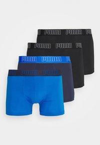 BASIC TRUNK 4 PACK - Pants - blue/black