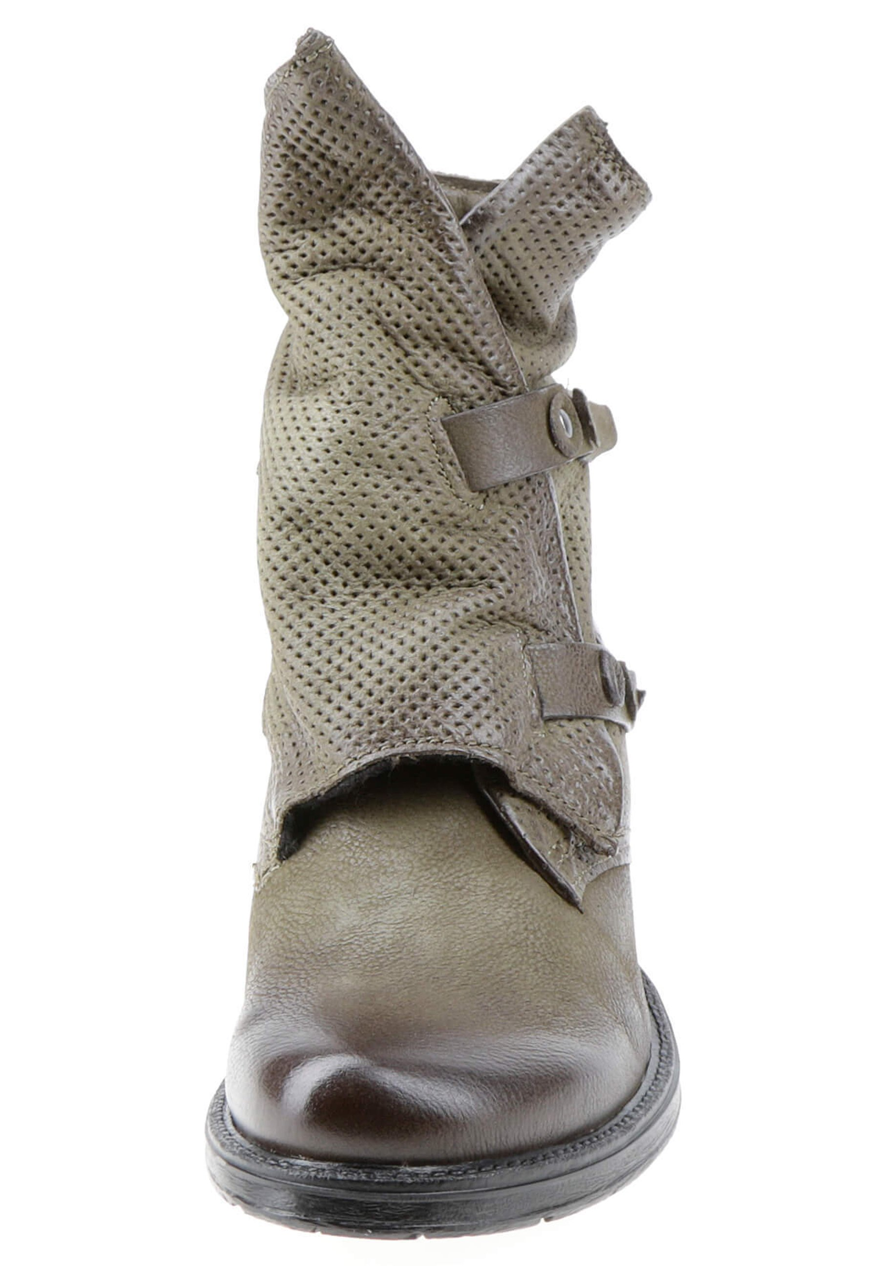 MJUS Cowboy-/Bikerstiefelette - safari | Damen Schuhe 2020