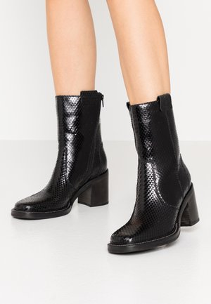 RENA - Kotníkové boty - black