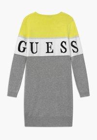 Guess - JUNIOR - Jumper dress - grey - 1