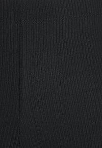 Topshop Petite - Trousers - black - 5