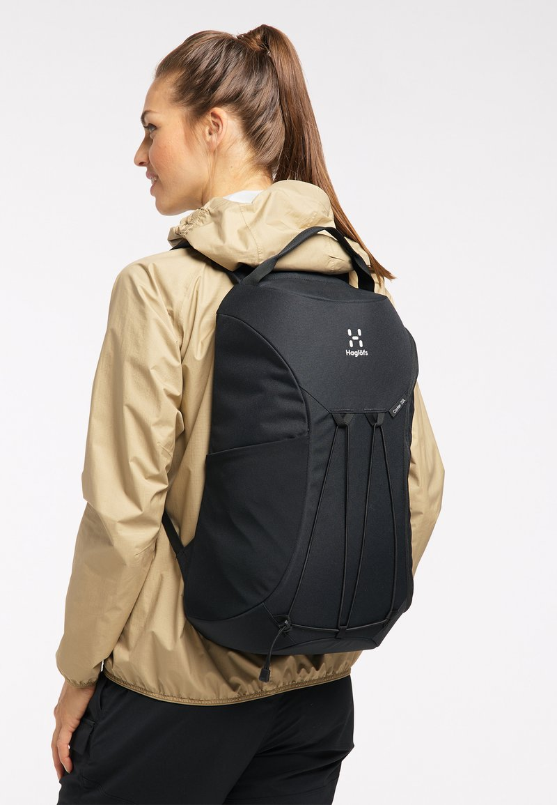Haglöfs - Hiking rucksack - true black