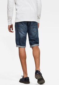 G-Star - Denim shorts - blue stone - 1