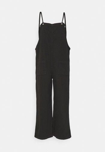 Jumpsuit - black dark