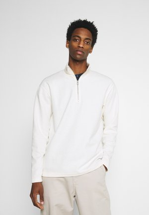 SLHRELAXDREW  - Sweatshirt - egret