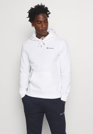 LEGACY HOODED - Sweat à capuche - wihte