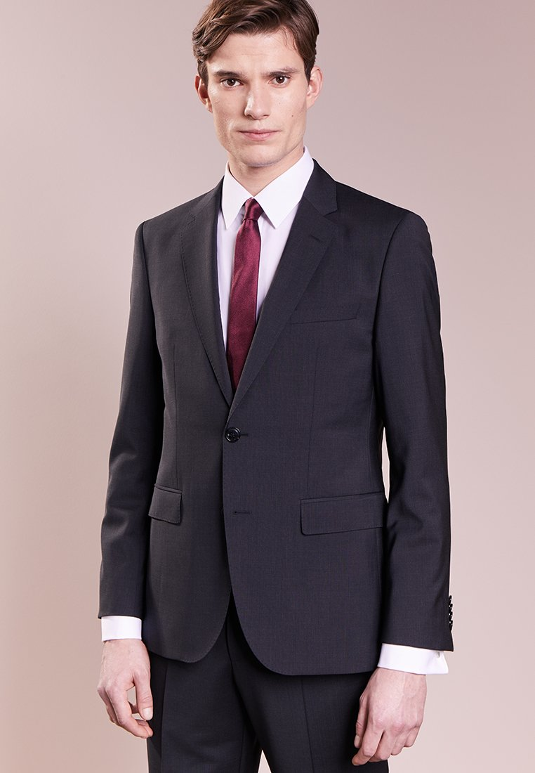 HUGO - JEFFERY - Suit jacket - dark grey