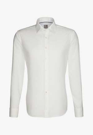 SHAPED FIT - Formal shirt - offwhite