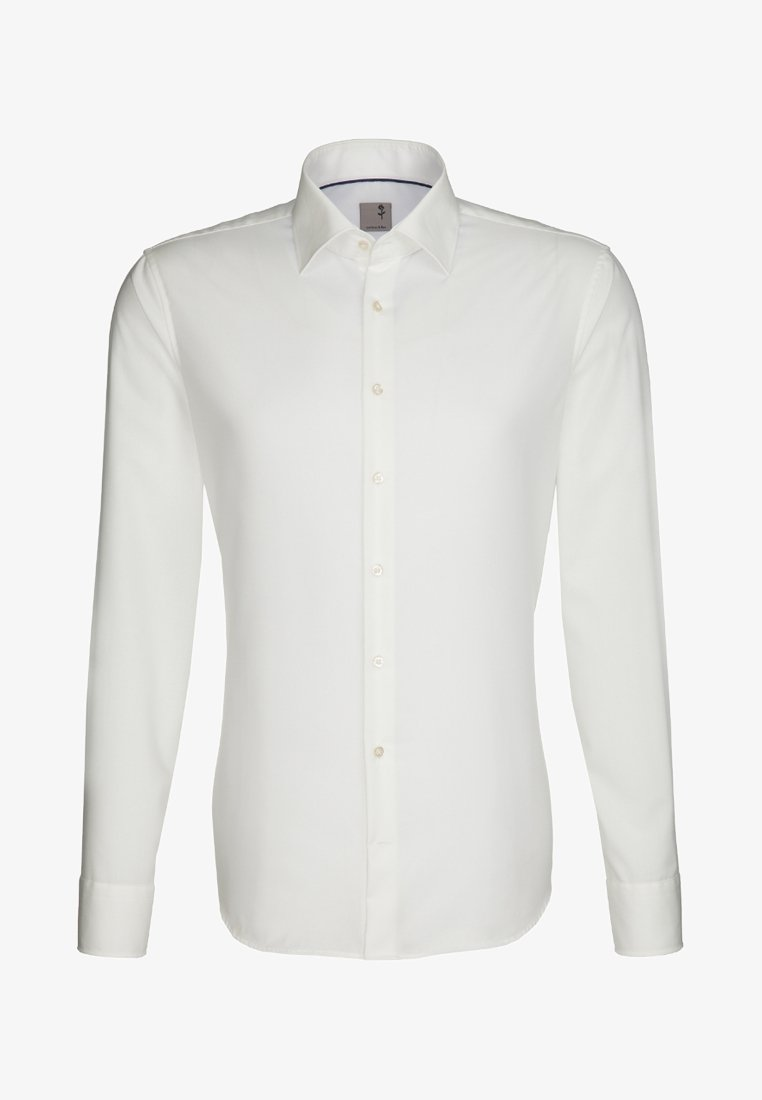 Seidensticker - SHAPED FIT - Formal shirt - offwhite