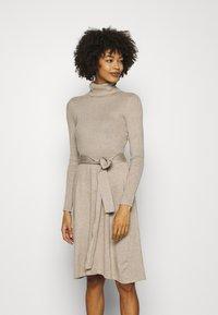 Anna Field - Jumper dress - tan - 0