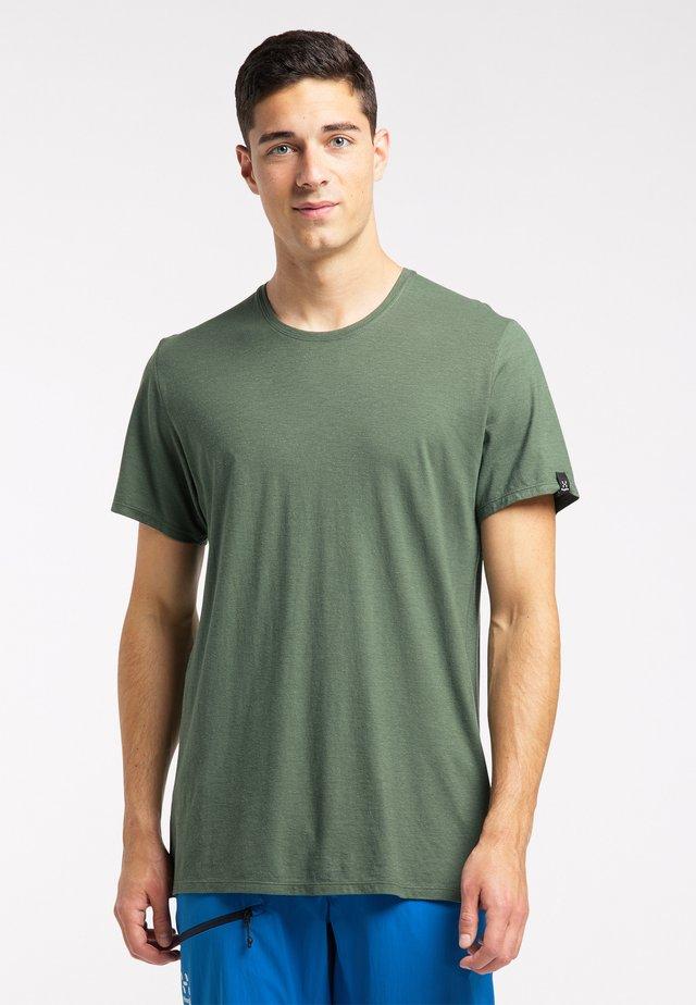 Basic T-shirt - fjell green