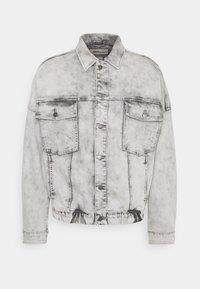 Tigha - ATOS - Denim jacket - vintage light grey - 0