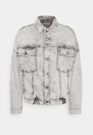 ATOS - Chaqueta vaquera - vintage light grey