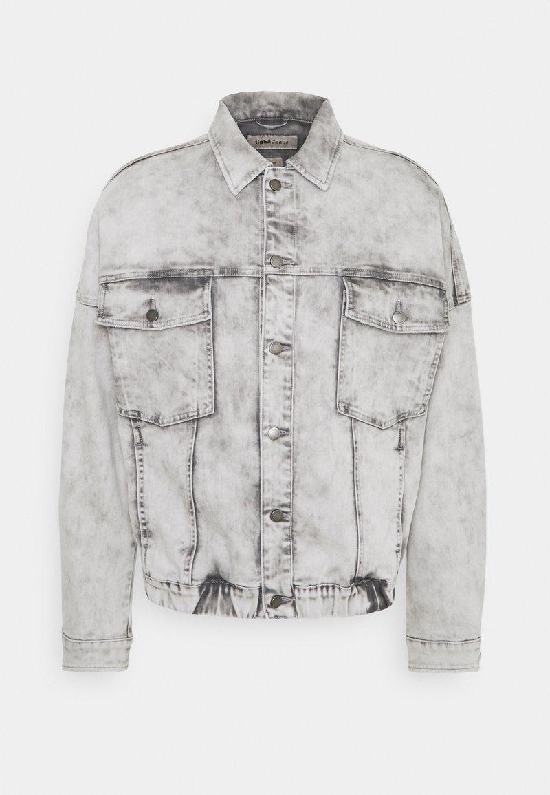 Tigha - ATOS - Denim jacket - vintage light grey