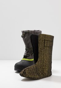Kamik - SOUTHPOLE4 - Winter boots - charcoal/charbon - 6