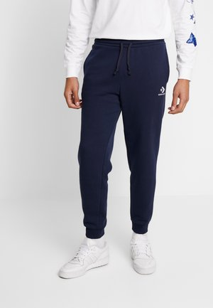 STAR CHEVRON PANT - Tracksuit bottoms - obsidian