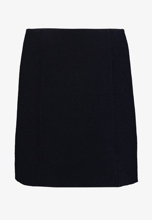 SKIRT SHORT STYLE - A-line skirt - midnight blue
