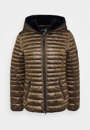 Winter jacket - toffee