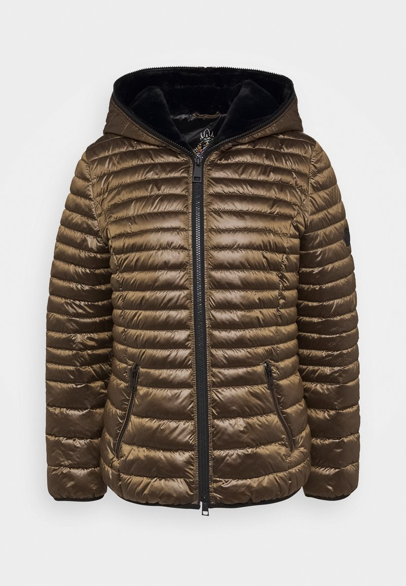 Barbara Lebek - Winter jacket - toffee