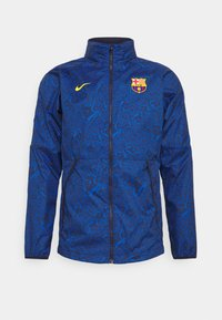 Nike Performance - FC BARCELONA - Klubbkläder - game royal/blackened blue/varsity - 0