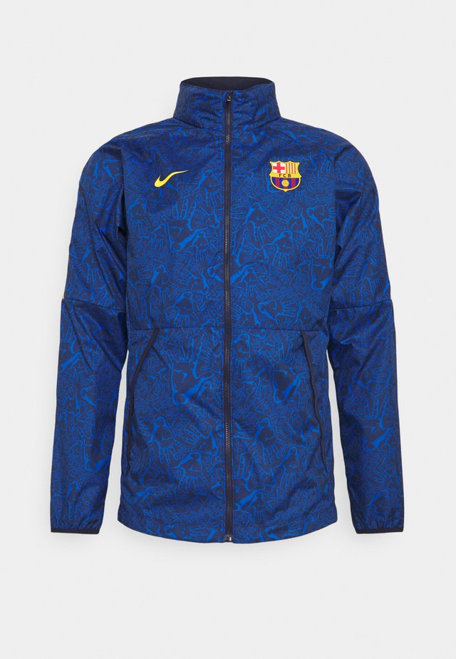 FC BARCELONA - Fanartikel - game royal/blackened blue/varsity