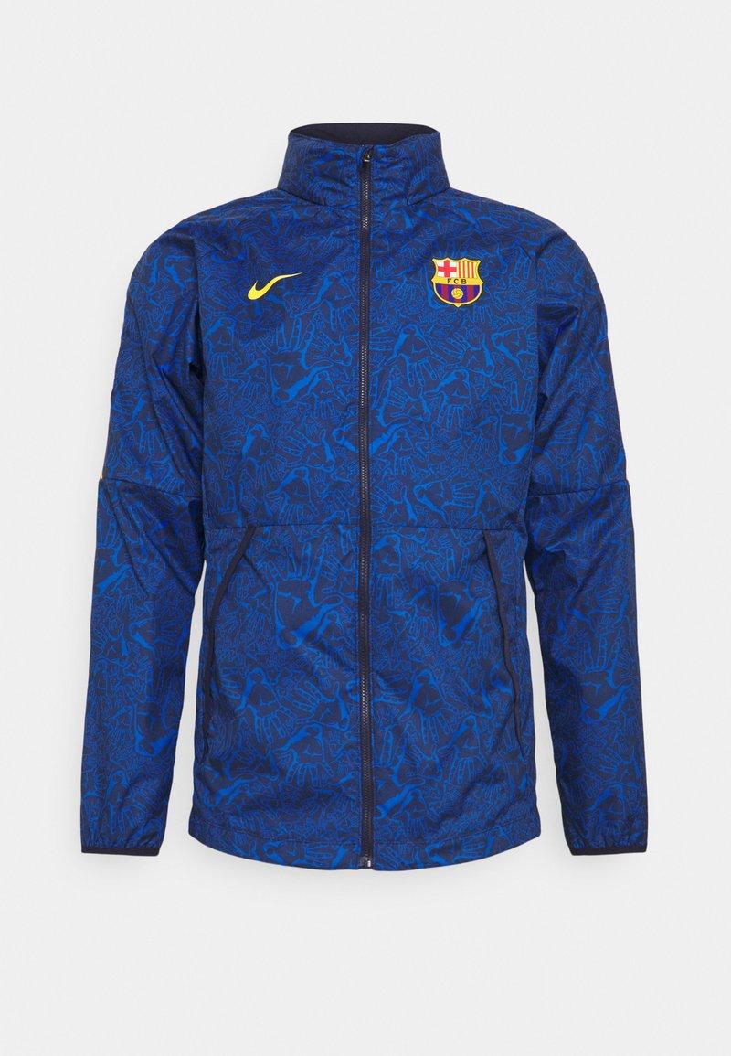 Nike Performance - FC BARCELONA - Klubbkläder - game royal/blackened blue/varsity