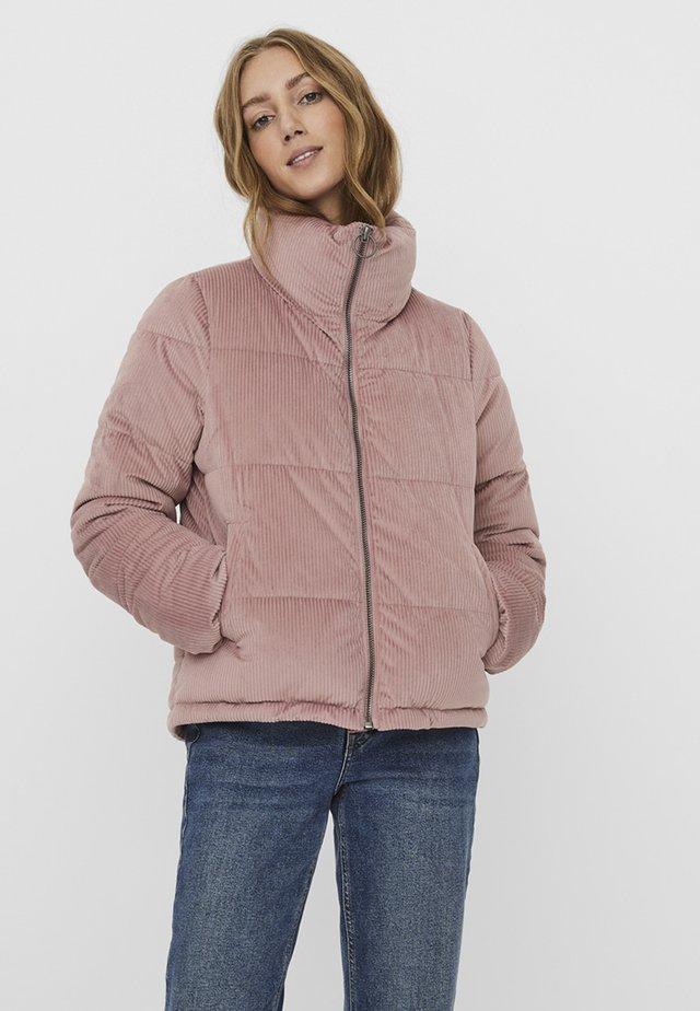 VMDEBBIENEW  - Winter jacket - woodrose