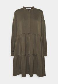 Samsøe Samsøe - MARGO DRESS - Day dress - black olive - 5