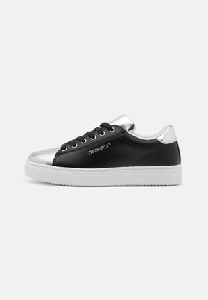 MIRROR - Sneakers laag - black/silver