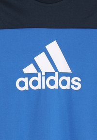 adidas Performance - TEE - Print T-shirt - blue/conavy/white - 3