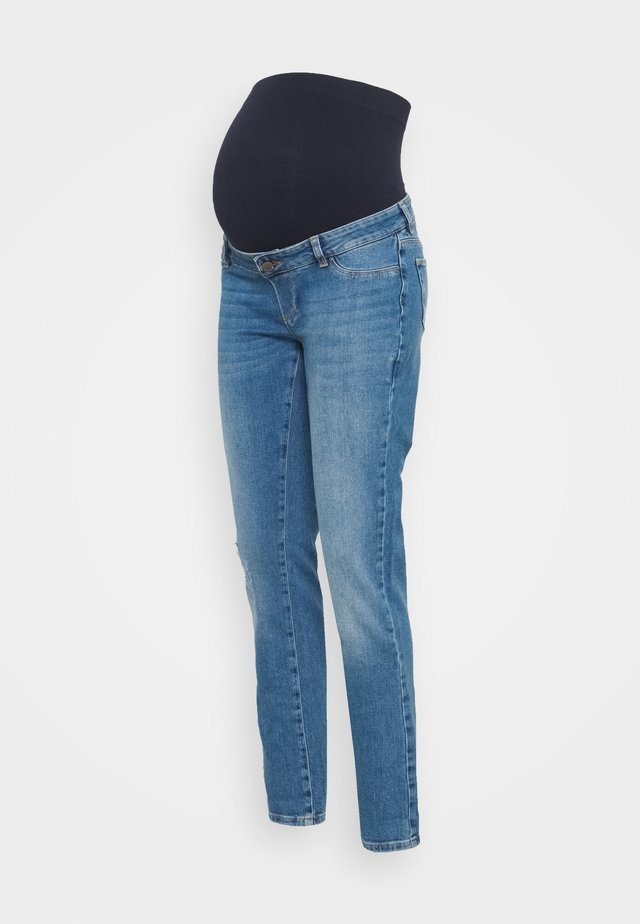 FLORIAN  - Jeans Slim Fit - midblue