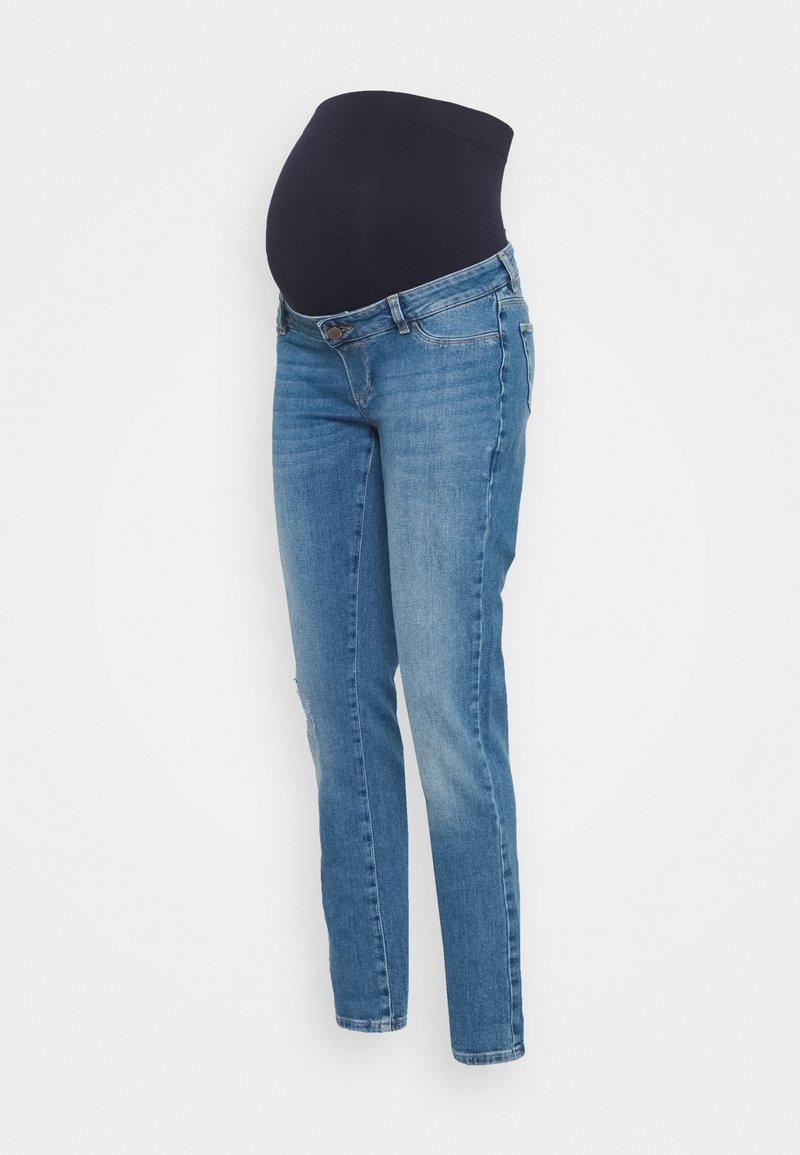 Seraphine - FLORIAN  - Jeans slim fit - midblue