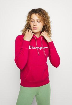 HOODED  - Sweatshirt - red